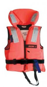 Жилет ISO 150N LifeJacket.Child. оранжевый 30-40