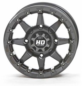 Диски STI HD5 Beadlock Gray R14