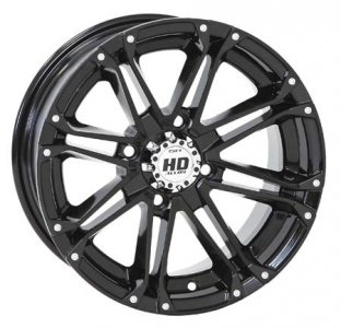 Диски STI HD 3 Black R12