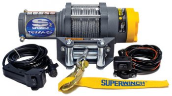 Лебедка Superwinch Winch Terra 25